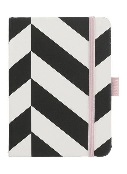 notitieboek A6 gelinieerd - 14133341 - HEMA