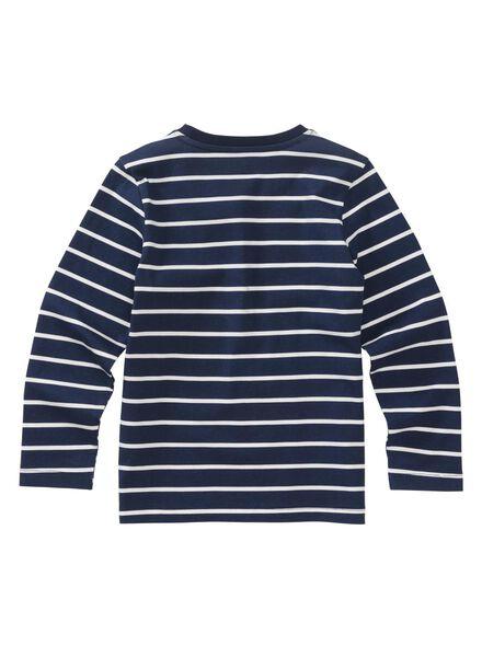 kinderpyjama donkerblauw 98/104 - 23087631 - HEMA