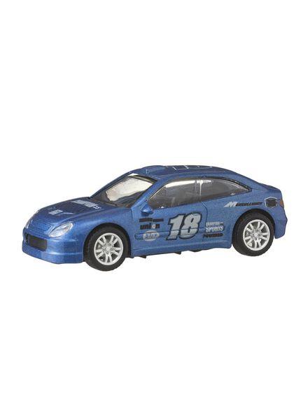 metalen race auto - 15160110 - HEMA