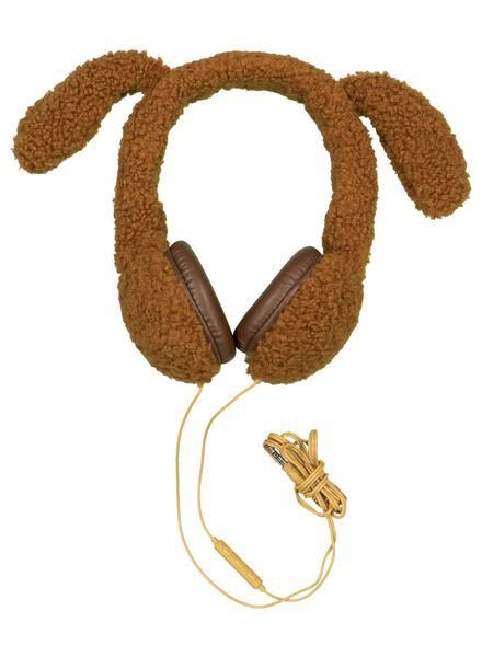 hoofdtelefoon - labradoodle - 60310041 - HEMA