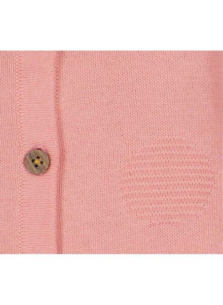 babyvest roze - 1000014314 - HEMA