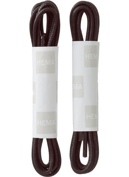 2-pak schoenveters fijn 75 cm - 20550324 - HEMA