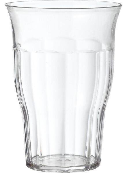 2-pak glazen kunststof 360 ml - 80630069 - HEMA