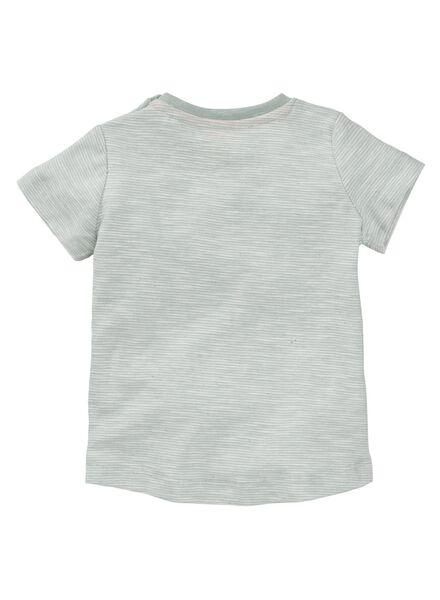 baby t-shirt gebroken wit - 1000008051 - HEMA