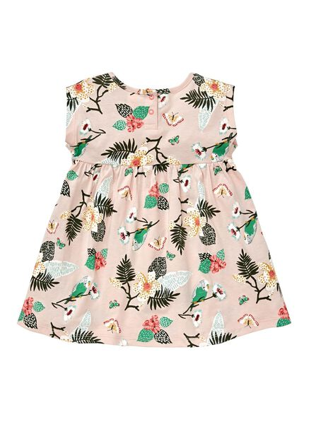 baby jurk roze roze - 1000012955 - HEMA