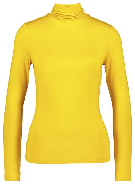 dames top geel geel - 1000017079 - HEMA