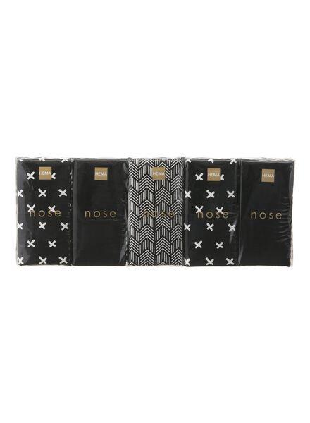 10-pak zakdoekjes limited edition - 11510051 - HEMA