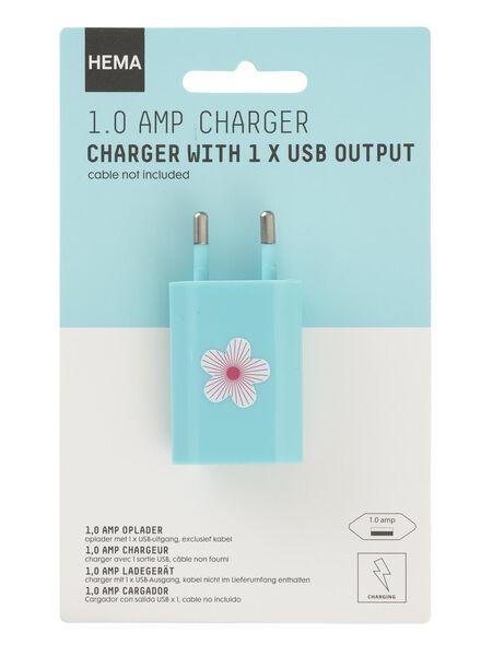 oplader USB 1.0 amp - 39660081 - HEMA