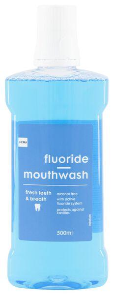 mondwater fluoride - 500 ml - 11133360 - HEMA