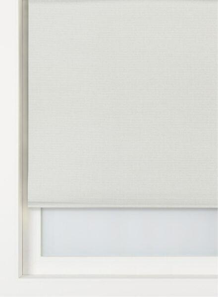 rolgordijn uni verduisterend/gekleurde achterzijde ivoor uni verduisterend/gekleurde achterzijde - 7410662 - HEMA