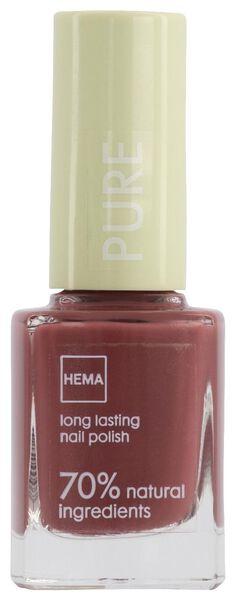 pure longlasting nagellak 238 raspberry drizzle - 11240241 - HEMA