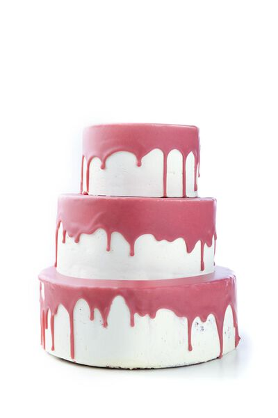 dripcake red velvet 8 p. - 6330036 - HEMA