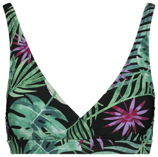 dames padded bikinitop multi multi - 1000017908 - HEMA