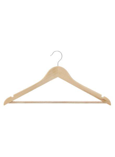 6-pak kledinghangers - 39811003 - HEMA