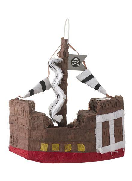 piñata piratenschip - 60800574 - HEMA