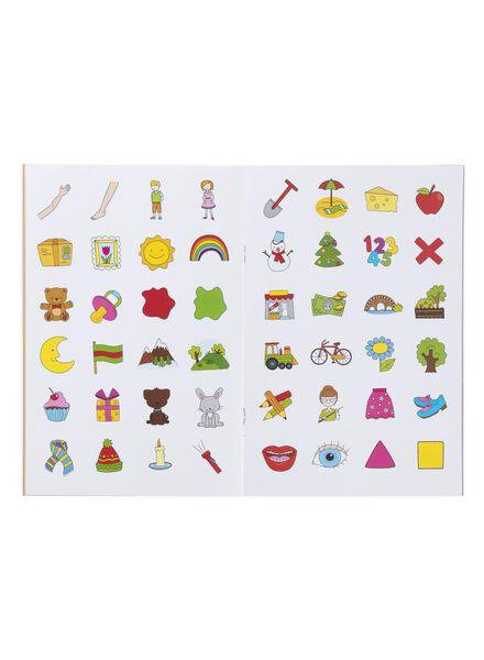 stickerboekje - 15919064 - HEMA