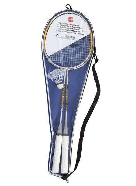 badmintonset - 34114112 - HEMA