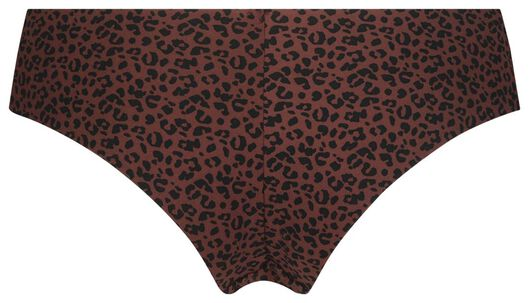 B.A.E. damesbrazilian animal bruin L - 21321264 - HEMA