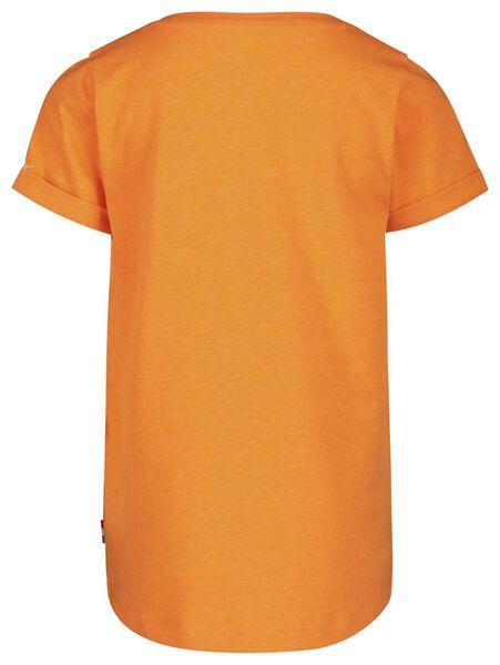 kinder t-shirt oranje oranje - 1000018934 - HEMA