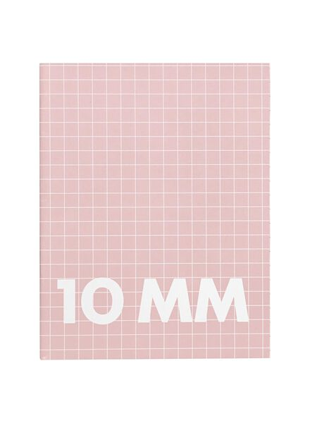 schriften 16.5 x 21 cm - geruit 10 mm - 3 stuks - 14101603 - HEMA