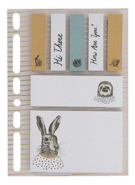 7-pak sticky notes - 14155507 - HEMA