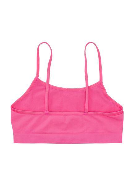 2-pak kinder soft tops roze roze - 1000009657 - HEMA