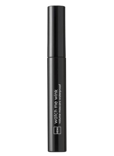 volume mascara waterproof - 11210069 - HEMA