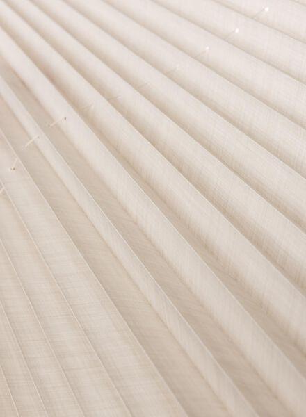 plisségordijn transparant 20 mm - 7430028 - HEMA