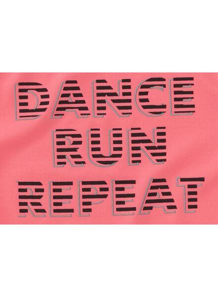 kinder sport t-shirt roze roze - 1000003152 - HEMA