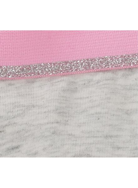 3-pak kinderboxers fluor roze - 1000007327 - HEMA
