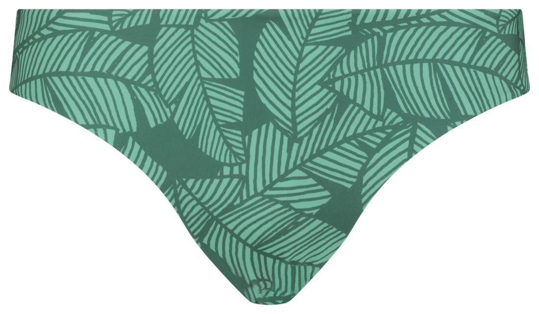 HEMA Dames Bikinislip Groen (groen)