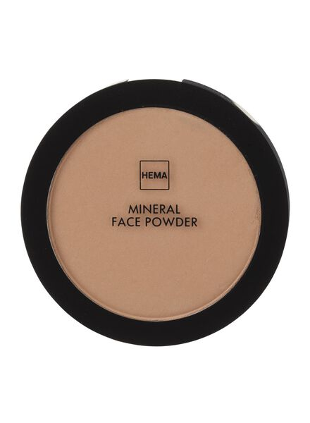 mineral face powder warm - 11294304 - HEMA