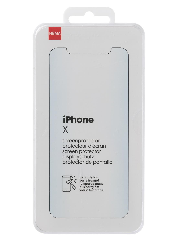 Afbeelding van Apple Screenprotector Iphone X