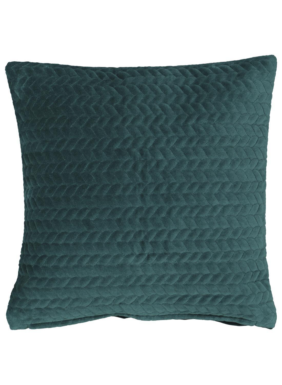 HEMA Kussenhoes – 40×40 – Velours – Groen (groen)