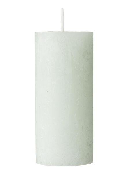 rustieke kaars 11 x 5 cm - 13503396 - HEMA
