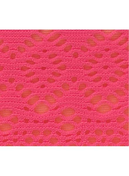 dames bikinislip roze roze - 1000006816 - HEMA