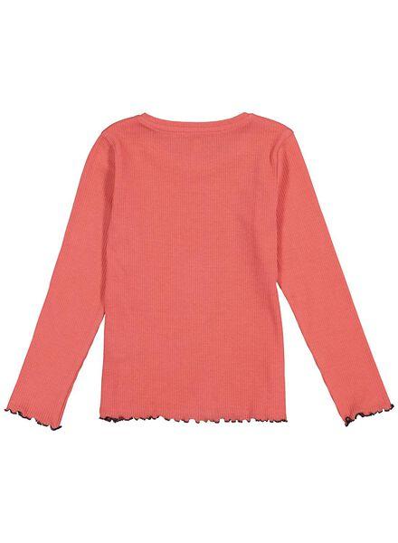 kindertrui roze roze - 1000014731 - HEMA