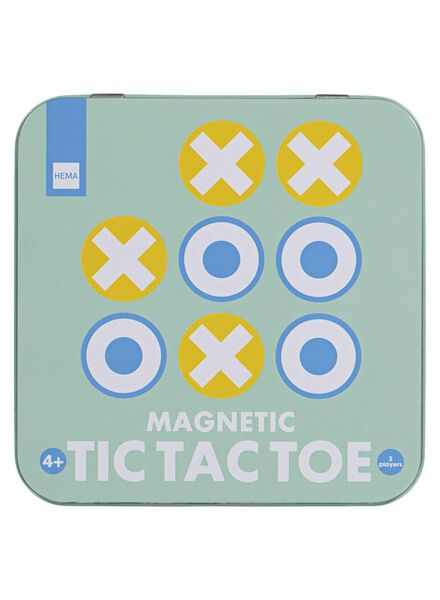 Tic Tac Toe reisspel - 15190222 - HEMA