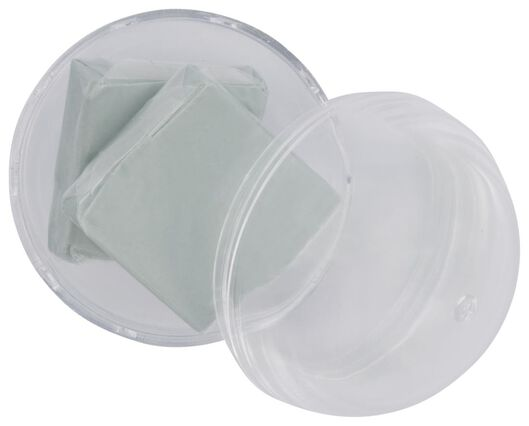 kneedgummen mint - 2 stuks - 14401909 - HEMA