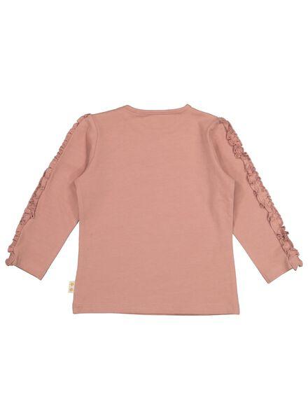 baby t-shirt oudroze oudroze - 1000017168 - HEMA