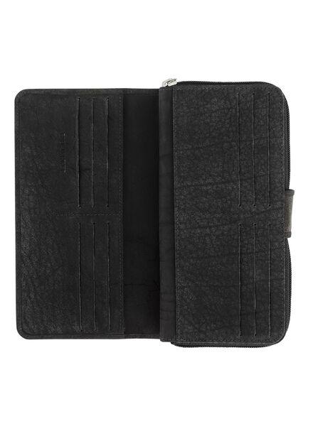 leren portemonnee - 18150143 - HEMA