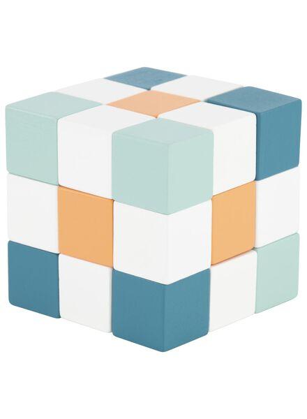 houten magische kubus - 15190303 - HEMA