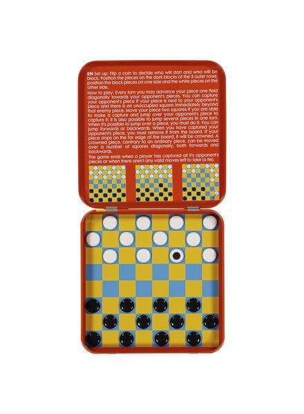 checkers reisspel - 15190224 - HEMA