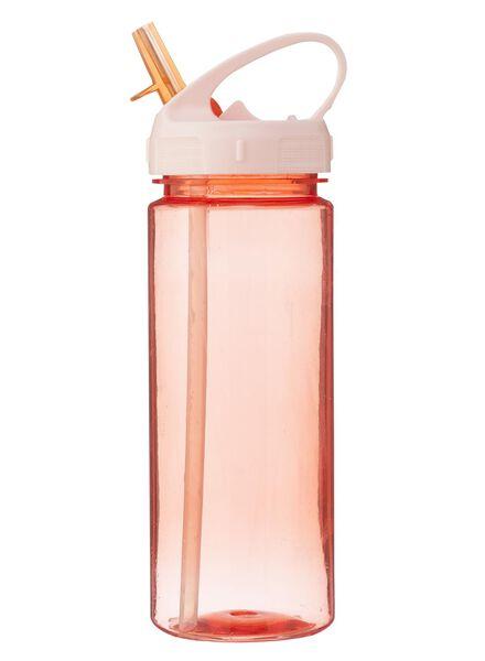 sportfles 500ml roze - 80630168 - HEMA