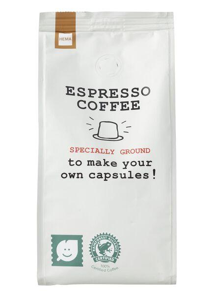 filterkoffie espresso - 17100110 - HEMA
