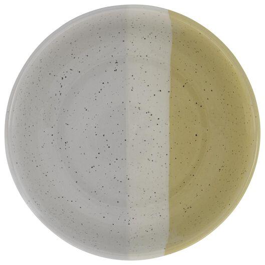 schaal - 12 cm - Cordoba - geel - 9602129 - HEMA
