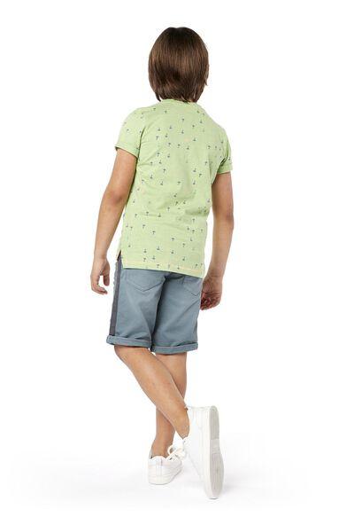 kinder t-shirt groen groen - 1000019151 - HEMA
