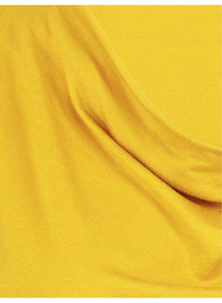 dames top geel geel - 1000017077 - HEMA