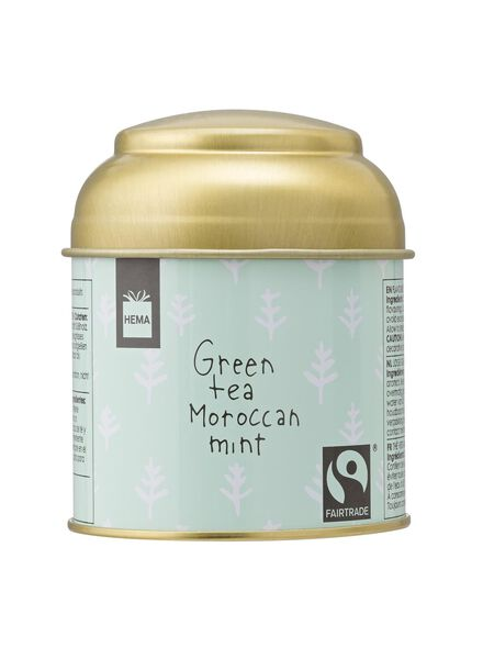 groene thee Moroccan mint fairtrade - 60940011 - HEMA