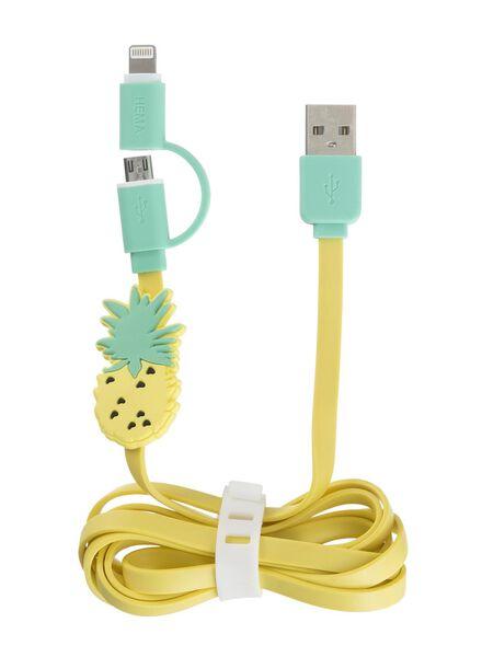 laadkabel micro-USB - 39622211 - HEMA